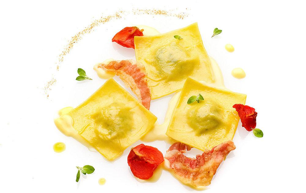 Quadrucci-polenta